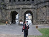 Vor der Porta Nigra
