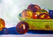 Stilleben Obst