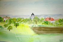 Öpfinger Kirchturm