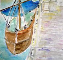 """Venedig Boot"""