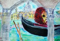 """""""Venedig III"""" - Collage"""