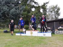 Gratulation an Walter Probst und Nero zum 2. Platz Landesmeisterschaft Kärnten