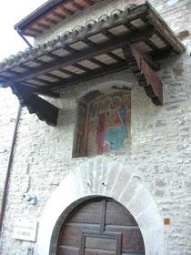 Assisi - Monastero di S. Quirico