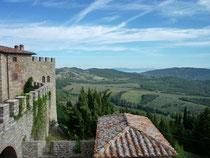 Montegiove - castello