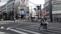 JR奈良駅前交差点