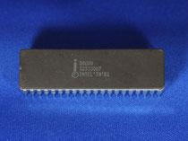 IBM PCに搭載されたi8088プロセッサ
