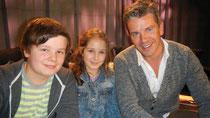 Marcus und Maria durften für den Radiosender Bremen 1 den Wetten, dass...?