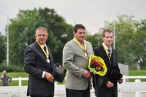 Bronzemedaille ZKV Fahrmeisterschaft 2010