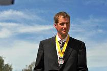 Silbermedaille ZKV Fahrmeisterschaft 2011
