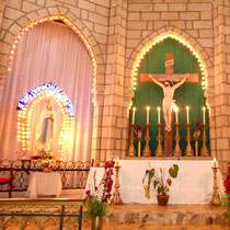 Las Vegas in Tana: Cathédrale Catholique.