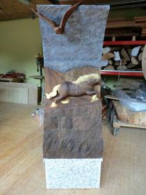 Art Leben im Holz das Meisterwerk des Künstler Peter Walter. Kunst kaufen oder Kunst mieten hir finden Sie alles auch Design einzelstücke oder Unikate und mehr