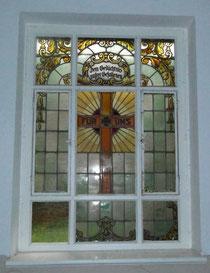 Gedächtnisfenster in Dobitschen
