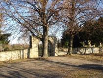 Friedhofstor in Dobraschütz