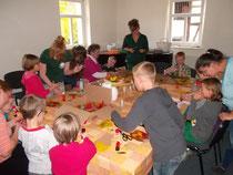 Kindernachmittag in Dobitschen
