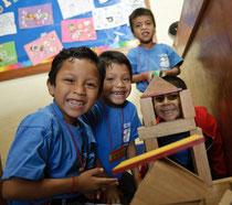 Bildung ist die mächtigste Waffe, die man nutzen kann, um die Welt zu verändern (frei nach Nelson Mandela)