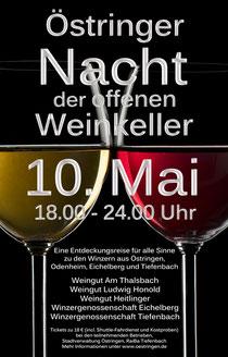 Östringer Nacht der offenen Weinkeller 2014