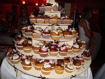 l'arbre à cupcakes