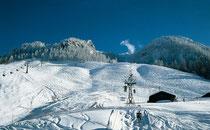 Skigebiet Jenner