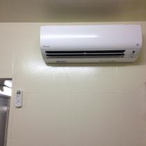 徳島市 エアコン取り付け工事
