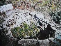 """Un des plus petits """"puits à terre"""""""