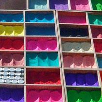 Die Farbfacetten eigener Tätigkeit entdecken