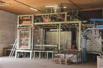 erste Palettiermaschine in Bayern