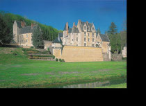 Château de Bessé sur Braye