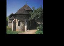 Chapelle St Gilles à Montoire