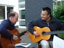 Pio und Markus