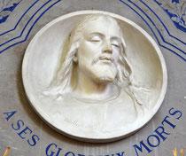 Médaillon du Monument aux Morts