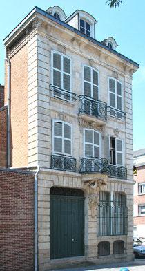 Amiens- Rue Jules Lardière