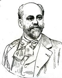 """Athanase Fossé-  """"La Picardie-15-02-1902"""""""