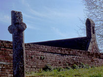 Au cimetière Saint-Sulpice- 1995