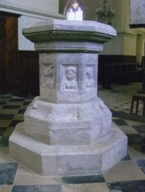 Eglise de l'Assomption de la Ste Vierge-Bourseville
