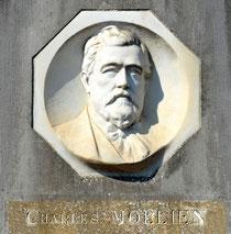 Le député Charles Mollien- 1835-1879