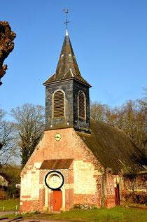 Eglise de Belloy-Saint-Léonard