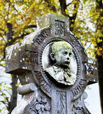 La tombe de la famille Molliens