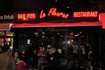 Le Fleurus Paris salsa