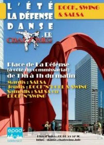 La Defense salsa