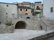 pueblo antiguo