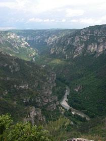 Gorges du Tarn, Point sublime