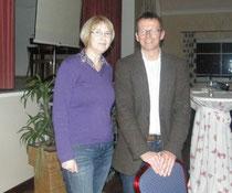 Christa Emcke und Jürgen Petersen