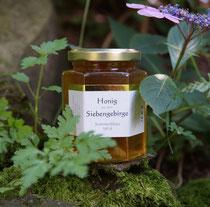 Honig aus dem Naturpark Siebengebirge