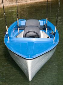 540cm langes Elektroboot