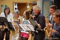 Bild ton-ar Saxofon