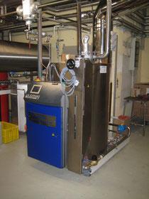 Jumag Dampfkessel von 160 bis 560 kg - sanmann-services.de