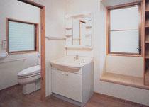バリアフリー トイレ 洗面札幌市手稲