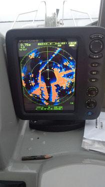 フルノレーダー モデル1815