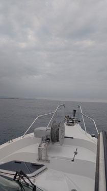 海上の様子
