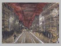 """Une rue d'Amsterdam"""